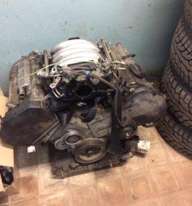 Двигатель Audi A6 c5 2.8 (190л) v6 AQD