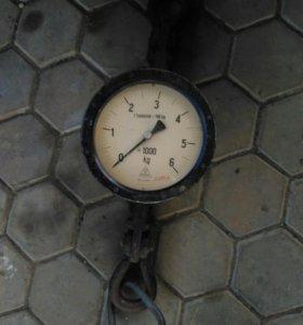 Весы крановые (динамометр) немецкие трофейныне 6т