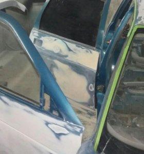Покраска подготовка автомобиля