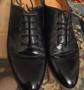 Ботинки осенние р39