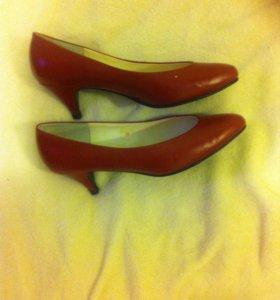 Новые туфли- лодочки