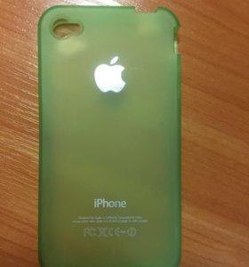 Чехол на айфон 4s