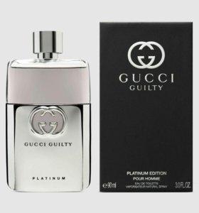 Gucci Guilty Pour Homme Platinum Gucci, 90 ml, Edt
