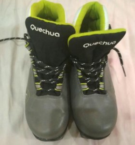 Ботинки лыжные Quechua
