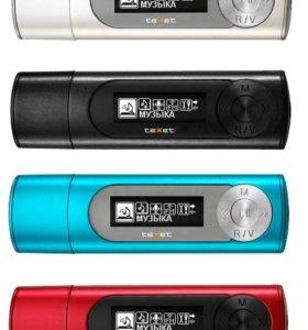 MP3-плеер TeXet T-269 4GB