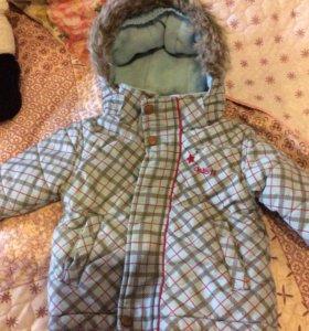 Зимняя куртка Gusti