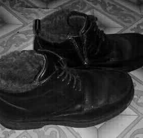 Ботинки теплые новые