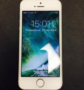 iPhone 📱 5S Silver 16 GB