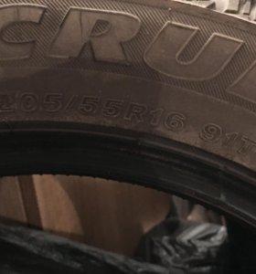 Шины Bridgestone Ice Cruiser 7000 205/55R16