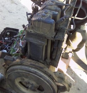Двигатель т40