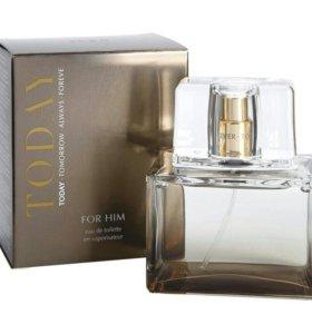 Мужская парфюмерная вода Today от Avon.75ml