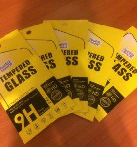 Защитные стекла iPhone 5/5c/5s