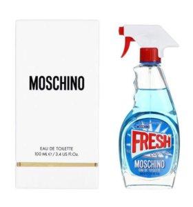 Туалетная вода Moschino Fresh