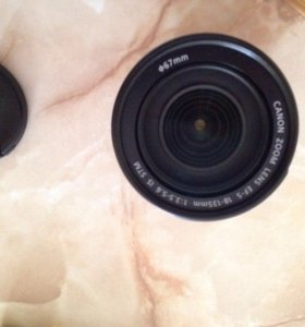 Canon EF-S 18-135 STM