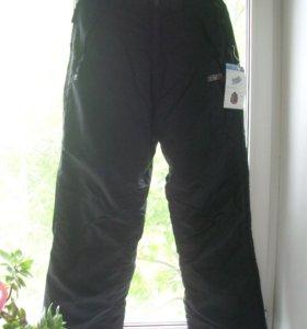 Качественные Теплые зимние штаны плащевка 50- 52