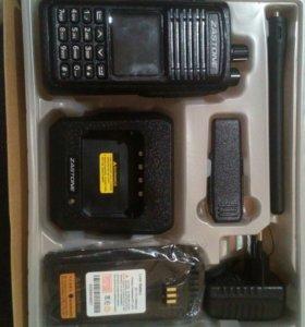 Новая рация zastone D900 DMR 400-480MHz