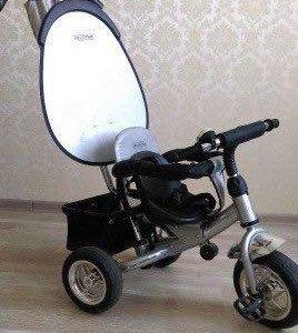 Трехколёсный детский велосипед Lexus trike