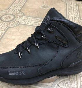 Ботинки Timberland black 40-45 тимберленд