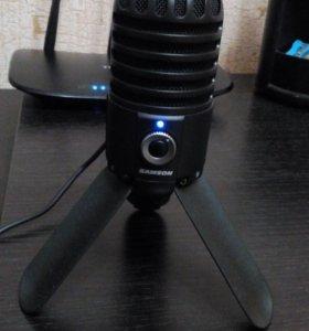 Конденсаторный USB микрофон Samson Meteor Mic