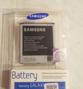 Оригинальный аккумулятор Samsung galaxy s4 i9500