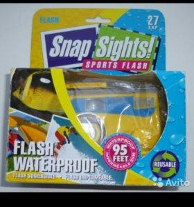 Фотоаппарат для подводной съемки. новый
