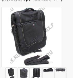 Сумка-рюкзак новая