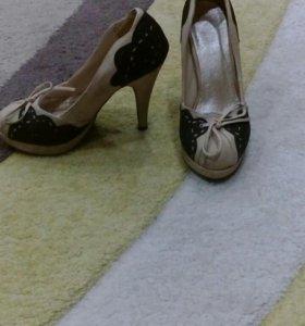 Туфли женские размер 35