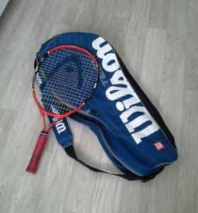 Сумка для ракеток большого тенниса Wilson