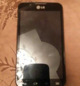 Сотовый телефон LG