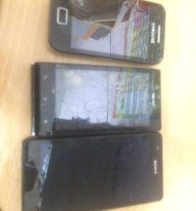 3 смартфона. На детали