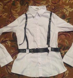 Рубашка и портупея