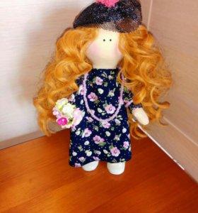 Портретная кукла Алла