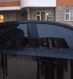 Съемная тонировка Mazda 3bk седан