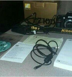 Новый Nikon D7100 body (без объектива)