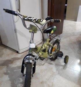 Велосипед детский ( доставка в районе 15 км )