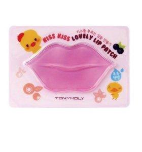 Маска-патч для губ Tony Moly Kiss Kiss