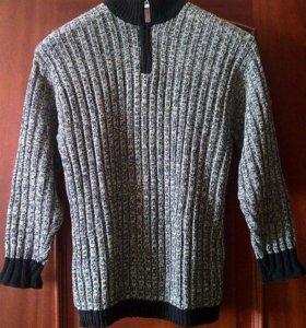 Новый Джемпер Поло 50 Пуловер Кофта Свитер Свитшот