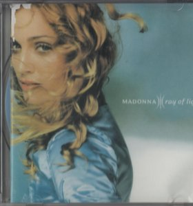 "Madonna ""Ray of Light"""