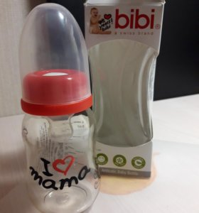 Бутылочка детская   0+   НОВАЯ В УПАКОВКЕ
