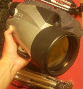 Подзорная труба Yukon 6-100x100 LT (Silver) со шта