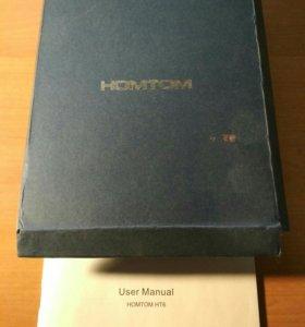 Коробка от смартфона HomTom HT6