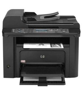 МФУ HP LaserJet Pro M1536dnf принтер