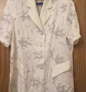 Новый пиджак 54-56 размер