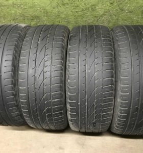 Continental CrossContact UHP 225/55/R17 4шт