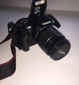 Фотоаппарат canon1100d