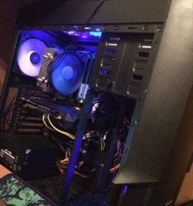 Сборка и чистка компьютеров