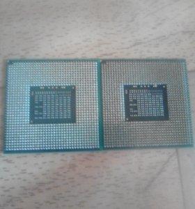процессоры для ноутбука rPGA-989