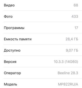 iPhone S Е