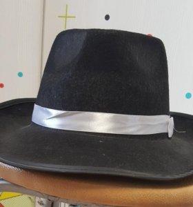 Шляпа Гангстера ! Новая!