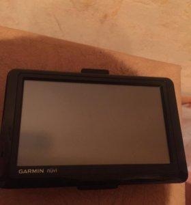 GPSнавигатор GARMIN с Bluetooth и картой памяти